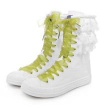 2019 new casual shoes canvas inside zipper tube womens sneakers
