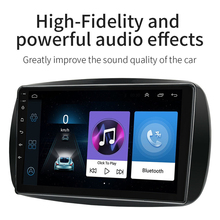 9 #8221 Android 9 1 RAM 1GB ROM 16GB Car Stereo Radio GPS WIFI BT DAB Mirror Link OBD For Benz Smart Fortwo 2015-2020 With Canbus cheap FY-UU 1024*600 Mobile Phone Radio Tuner FM Transmitter Touch Screen Charger MP3 MP4 Players Bluetooth