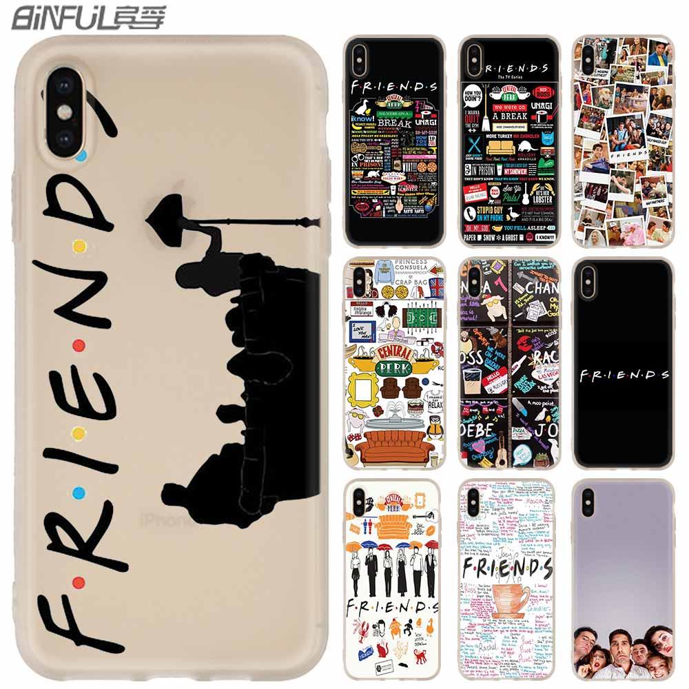 Мягкий чехол для iPhone 12 11 Pro X XS Max XR 8 7 6 Plus 5s SE 2020 S 6,1 Mini Cover Friends Together TV