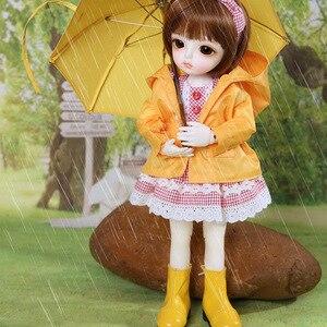 Image 4 - Новое поступление Анна BJD SD кукла 1/6 модель тела мальчики девочки Oueneifs высокое качество игрушки из полимера свободный глаз шары Модный магазин