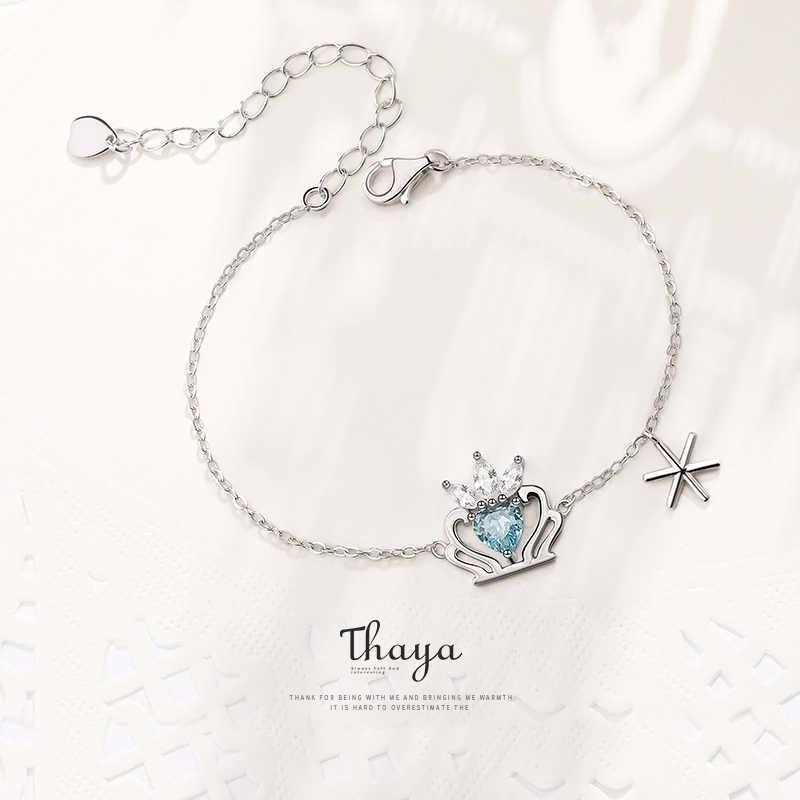 Snow Queen Fairytale Charm Bracelet
