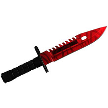 17cm X 7cm For FadeCase Red M9 Bayonet Camper Car Stickers Vinyl Anime Decals Funny Custom Printing Window Decor