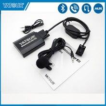 Yatour Car Bluetooth AUX Kit for Peugeot 207 307 308 407 Cit