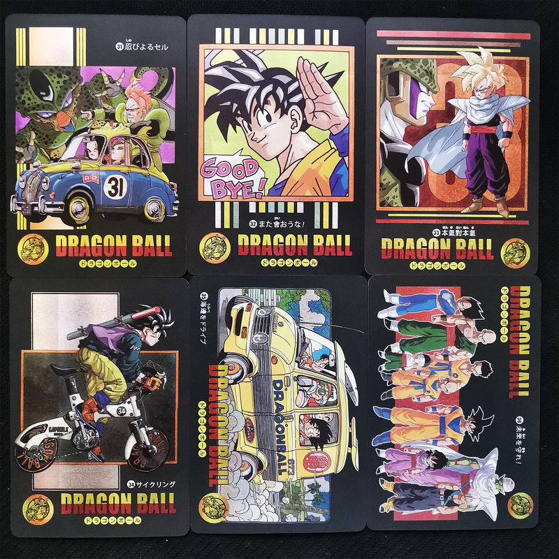 42pcs/set Dragon Ball Super Heroes Battle Card Ultra Instinct Goku Vegeta Super Saiyan Game Collection Cards  Free Shipping
