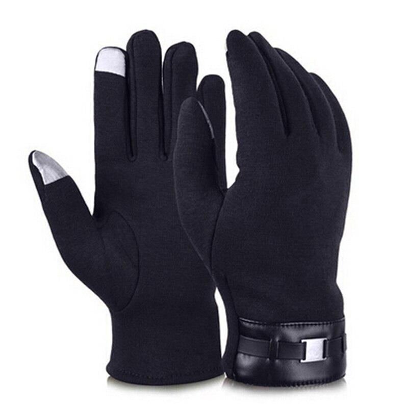 Winter Gloves Professional Touch Screen Reflective Thicken Keep Warm Gloves Sport Running Biking Gloves For Men Women