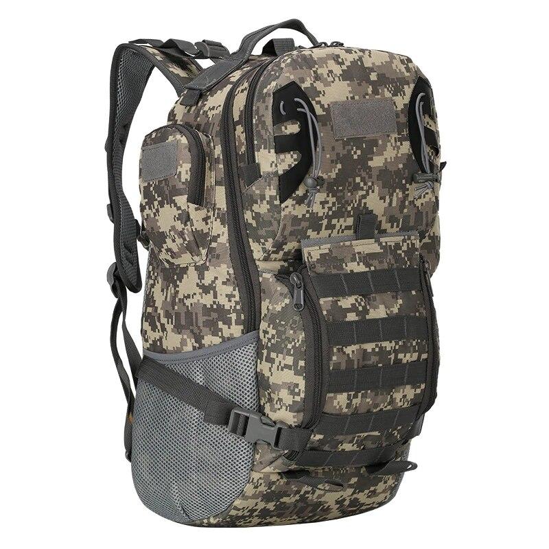 Sac à dos en plein air Molle militaire tactique sac à dos sac de sport étanche Camping randonnée sac à dos
