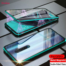Double Sided Tempered Glass Full Protect Case for O