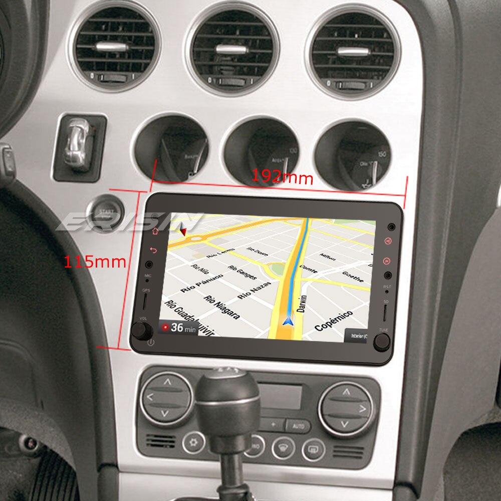Android 9.0 Autoradio DAB+GPS Navi DVB-T2 Alfa Romeo Brera Spider 159 Sportwagon