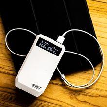 (Không Có Pin) dual USB QC 3.0 + Loại C PD Đầu Ra 3X Pin 18650 Tự Làm Power Bank Hộp Đựng Nhanh sạc Cho Điện Thoại Di Động