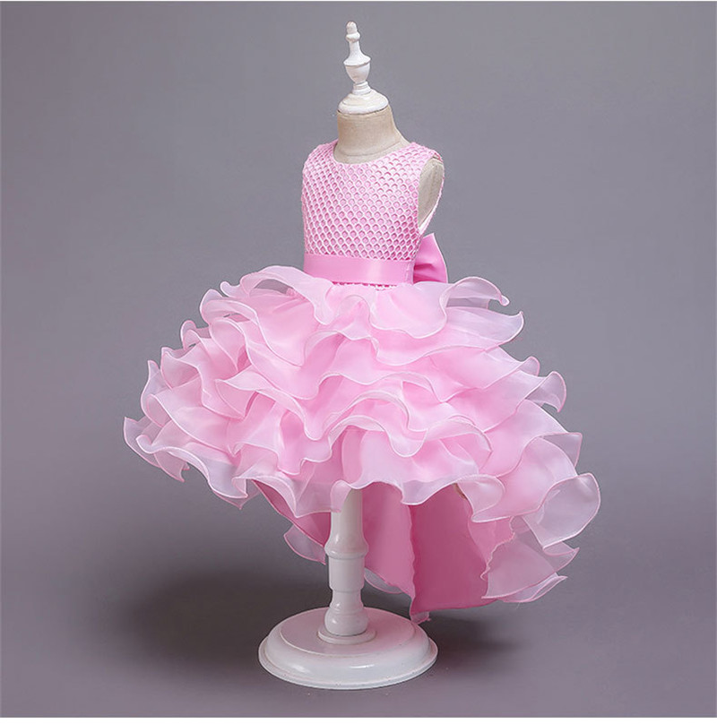 He7c492ee138440ee930f880fae3df902l - Kids Princess Dresses For Girls Clothing Flower Party Girls Dress Elegant Wedding Dress For Girl Clothes 3 4 6 8 10 12 14 Years