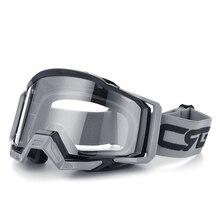 Motocross Motorcycle Goggles Glasses ATV Off Road Dirt Bike Dust Proof Racing Glasses Anti Wind Eyewear MX Goggles Gafas