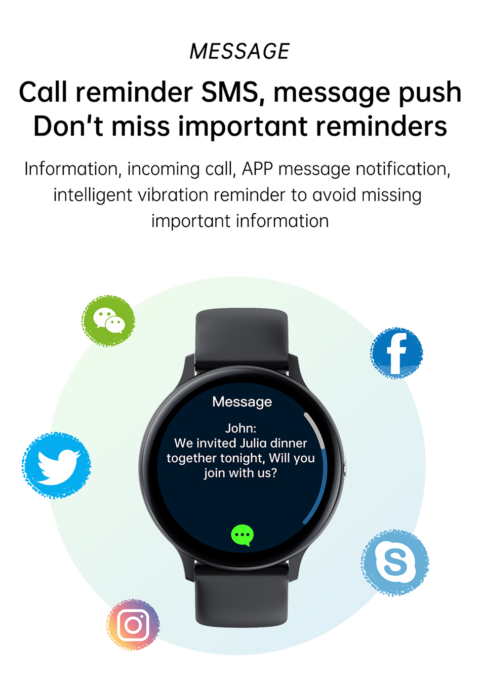 He7c4e37d40b04e8fb26b42c6887e815e8 2021 Bluetooth Call watch Smart watch For men And women Full touch fitness tracker Blood pressure Smart clock ladies Smart watch