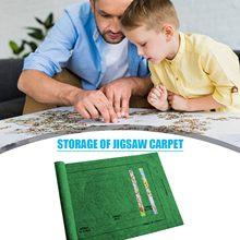 32*46 cali 2000 sztuka puzzle jigsaw karimata puzzle przechowywanie puzzle protector zielone puzzle karimata puzzle do przechowywania puzzle