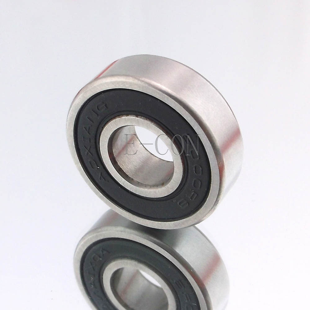10PCS 6001-2RS 6001RS Deep Groove Rubber Shielded Ball Bearing 12mm*28mm*8mm
