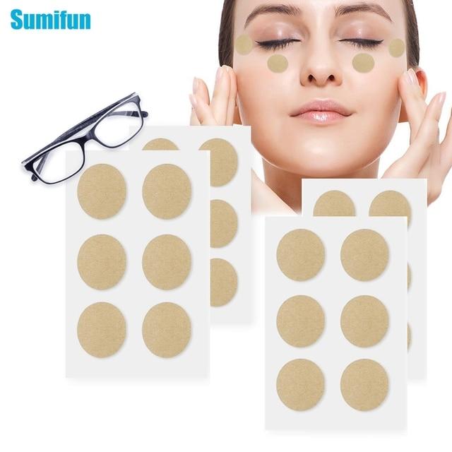 24pcs Chinese Herbal Eyesight Patch Relieve Eye Fatigue Myopic Amblyopia Improve Eyesight Medical Herbal Plaster Health Care 1