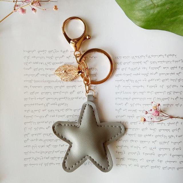 Women Cake Key Chain Fashion Cute French pastries Keychain Bag Charm Car Key Ring Wedding Party gift Jewelry 17278 5