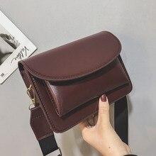 цена на Crossbody bags for women vintage bag small shoulder bag ladies BAG Magnetic buckle HANDBANG famous brand woman handbags 2019