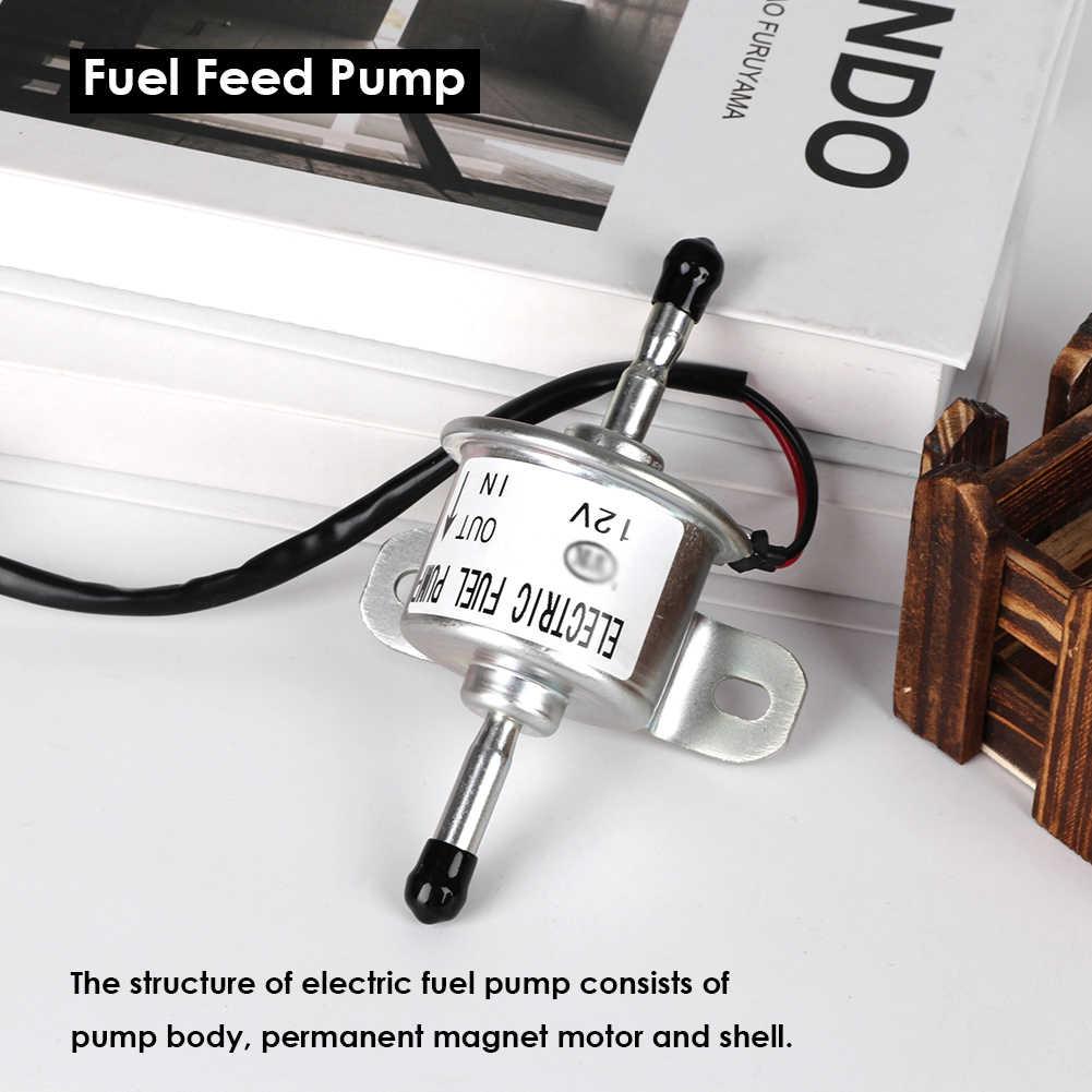 Для Yanmar экскаватор топливный насос 1 шт. 12 в электронный мини подачи дизельного топлива Замена