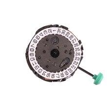Accesorios para reloj movimiento japonés FS00, seis agujas, cuatro palabras, multifunción, temporizador, sin batería