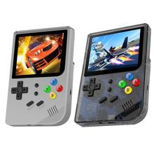 Q30 3 inch HD Retro Game Console 16GB Handheld Portable Video Console for Kid Adult AV Out Handheld Game Player Support TF Card coolboy x9 5 0 inch handheld game console white