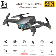 Global Drone Gd89 Pro Electronic Camera Obstacle Avoidance Uav Folding Aerial Ph