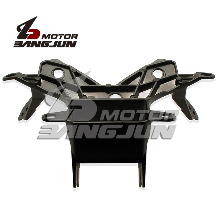 Motorcycle Headlight Bracket Universal Mount Stand Instruments Support For YAMAHA YZF600 R6 2008-09-10-11-12-13-14-2015