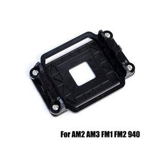 Image 3 - שולחן עבודה 3in1 מעבד למעבד מאוורר סוגר בעל גוף הקירור בסיס עבור LGA775 1150 1156 1155 775 1366 או 2011 או AM2 AM3 או AM4