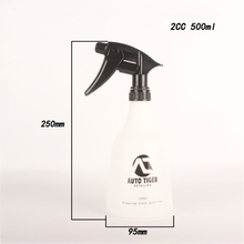 2020 New 2CC 500ML Professional Sprayer Chemical Resistant Ultra fine Water Mist Spray Bottle Car Washing Auto Detailing