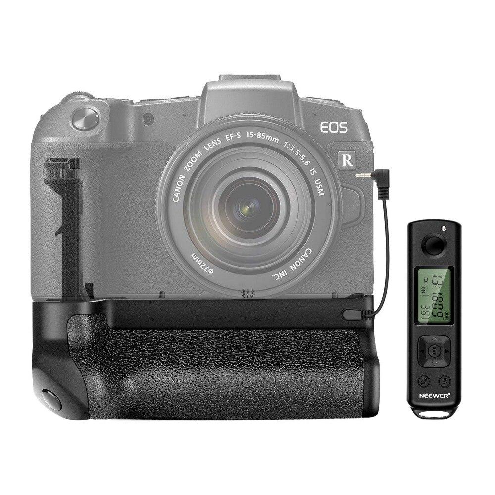 com canon LP-E17 bateria, 2.4g controle remoto sem fio