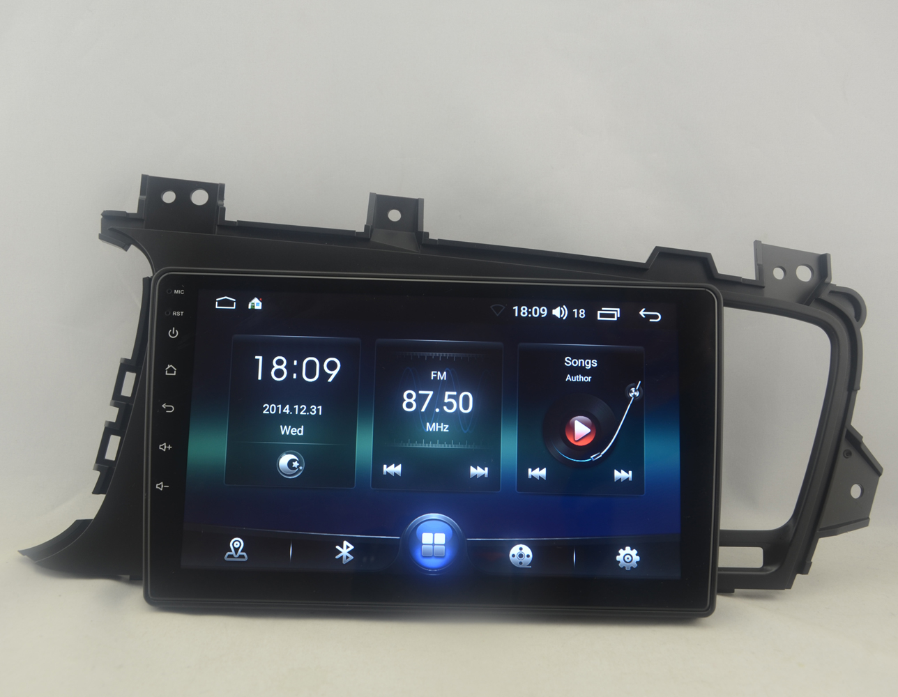 """9"""" octa core 2.5D IPS screen Android 10 Car GPS radio Navigation for Kia Optima K5 2011-2013 with 4G/Wifi, DVR, OBD 1080P"""
