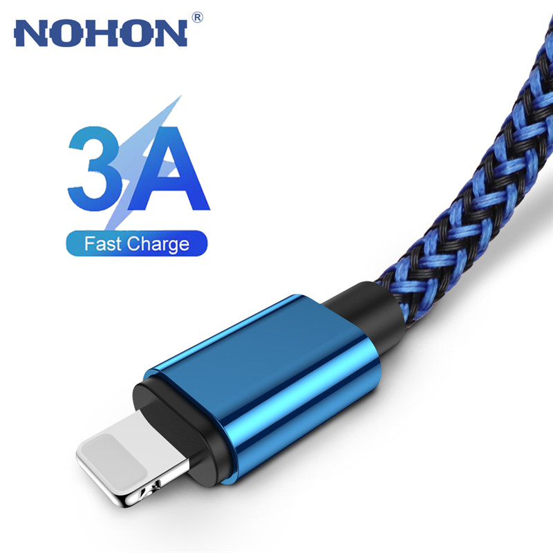 1 2 3 m USB Charger Cable For iPhone 11 Pro Xs Max Xr X 8 7 6 6s Plus 5 se iPad Fast Charging Mobile Phone Data Cable Wire Cord|Mobile Phone Cables| |  - AliExpress