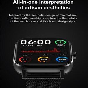 Image 5 - DT35 P8 Pro Men Smart Watch Bluetooth Call Wristwatch ECG Smartwatch Heart Rate Monitor Fitness Tracker IP67 Smartwatch Women