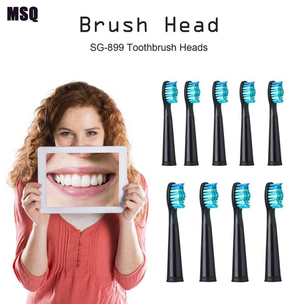 Головки для электрической зубной щетки SEAGO 949/507/610/659