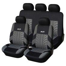 Full Coverage flax fiber car seat cover auto seats covers for suzuki al