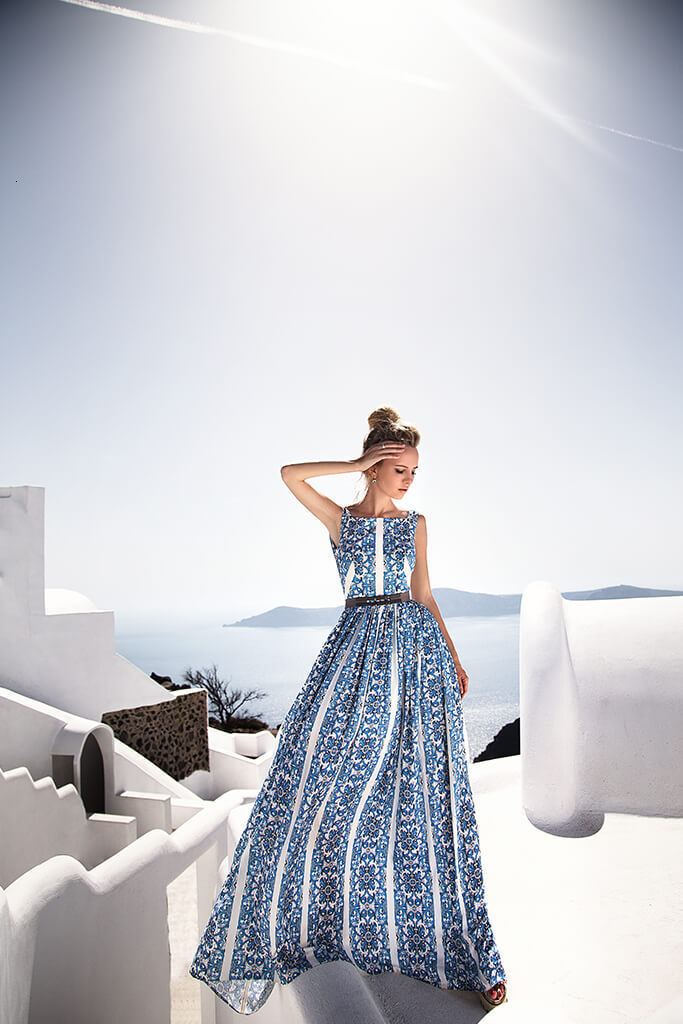 Fashion Office Lady  Maxi Party Club Dresses For Women  Solid O Neck  Summer Dresses Sleeveless Maxi Long Vestidos Femme 5