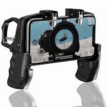 מתכת Pubg בקר ג ויסטיק עבור Pubg נייד הדק Gamepad עבור iPhone אנדרואיד טלפון ירי משחק עבור PUBG/שיחה של החובה