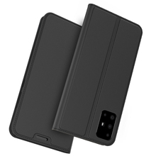 цена на For Samsung Galaxy A51 A71 A81 A91 Case PU Leather Flip Stand Protective Wallet Cover For Samsung A51 A50 Case with Card Holder