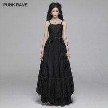 Abend Kleid Steampunk Kleid