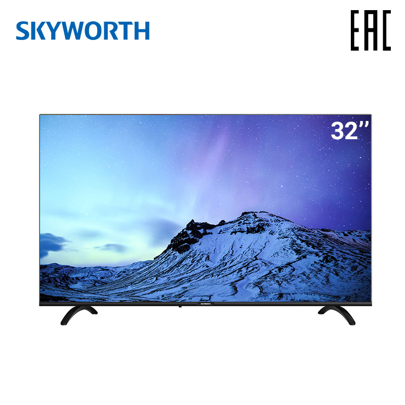 Tv led 32 polegada tv skyworth 32e20 hd tv