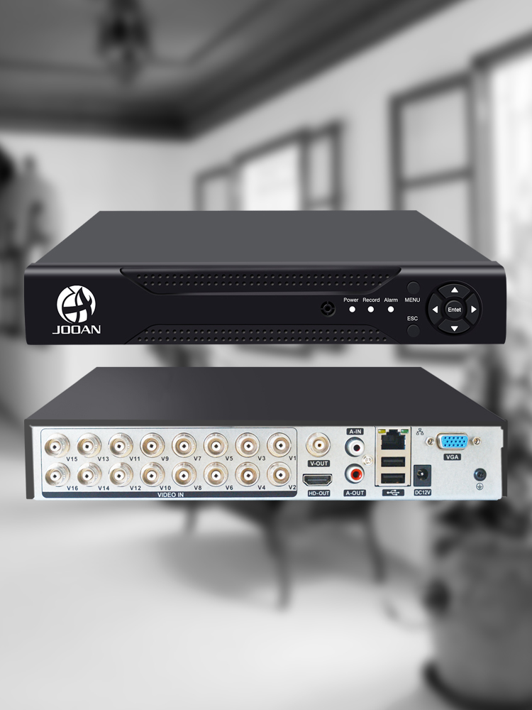JOOAN Video-Recorder 16ch Dvr CCTV Surveillance-Video-Hd-Out Cloud ONVIF Security Home