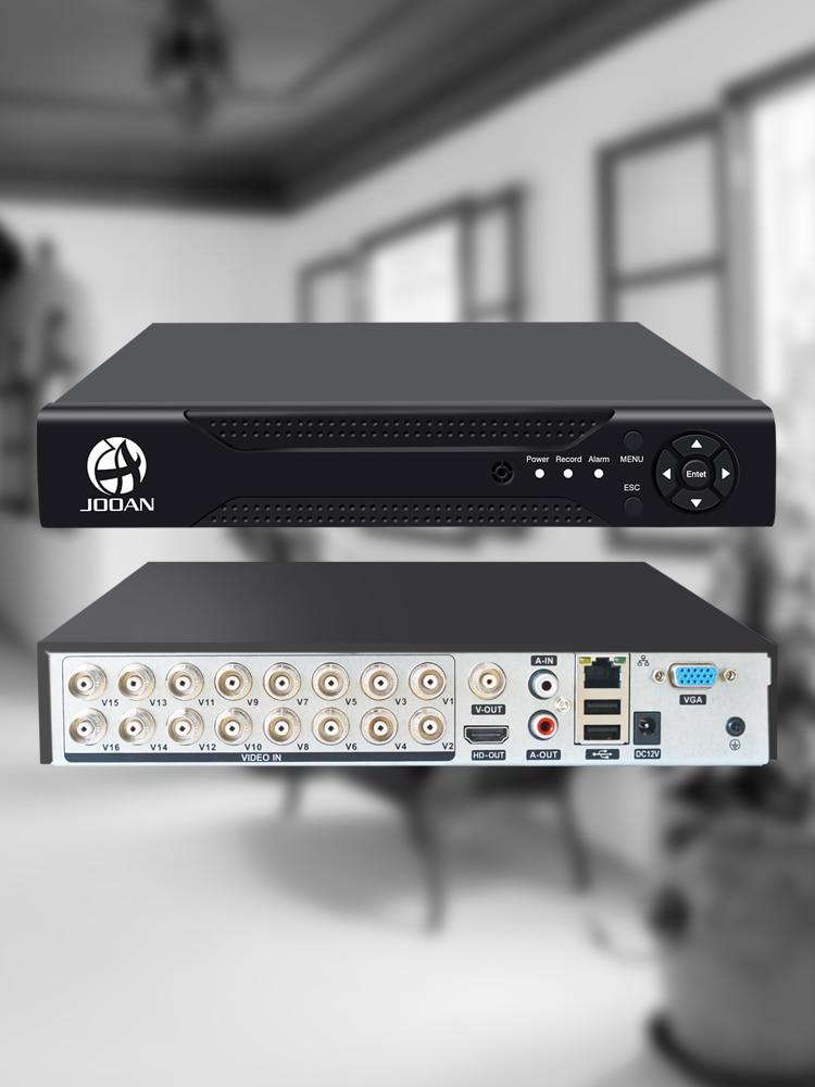 JOOAN Video-Recorder 16ch Dvr CCTV Surveillance-Video-Hd-Out Cloud ONVIF Security Home