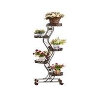 Arte prateleira cinto redondo província espaço verde vaso de flores quadro varanda sala estar chão flor ares interior rack|Prateleiras de plantas| |  -