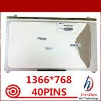 For Samsung NP300E5A 305V5A LCD Display LTN156AT19 001 LTN156AT19 LCD matrix Screen Slim 1366*768 40pins