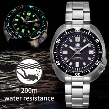 STEELDIVE 200M Dive Watch Automatic Mechanical Men's