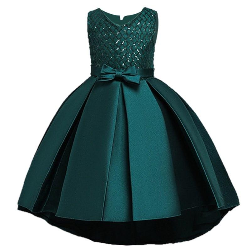 Formal-Evening-Wedding-Gown-Slik-Trailing-Tutu-Princess-Dress-Flower-Girls-Children-Clothing-Kids-Party-For (1)