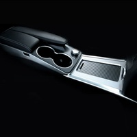 Car Modified Cup Door Handle Control System Interior Bright Sequins 08 09 10 11 12 13 14 15 18 19 FOR Mercedes Benz GLK Class