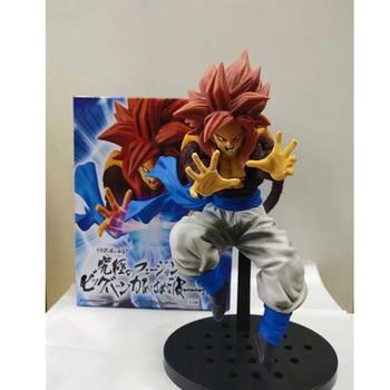 Fashion Toys Anime brinquedos Dragon Ball Z Figure Super saiyan Gogeta Figure PVC Action Collectible Model toy gifts фото