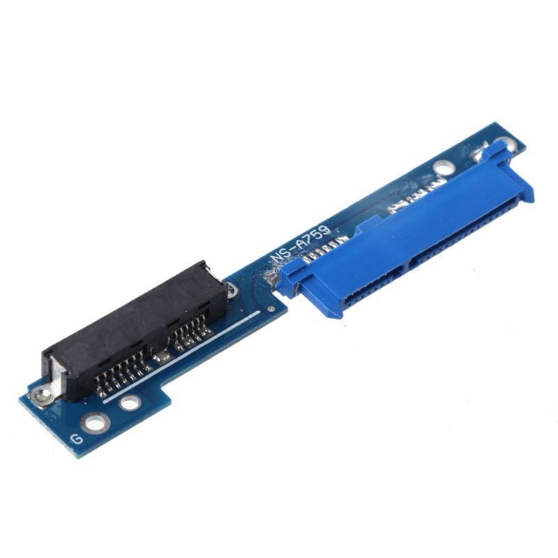 Micro SATA 7 + 6 Male to SATA 7 + 15 Female адаптер Serial ATA конвертер для Lenovo 310 312 320 330 IdeaPad 510 5000 монтажная плата