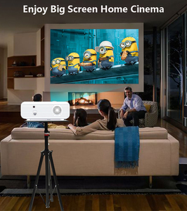 Image 4 - Smartldea الأصلي HD 1280x720P جهاز عرض صغير LED السينما المنزلية متعاطي المخدرات ac3 دولبي فيلم لعبة فيديو Proyector أندرويد واي فاي الخيار