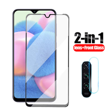 2-in-1 tempered glass for samsung a30 a30s m30s 2019 protective glass for